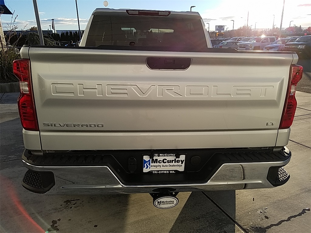 2019 Silverado 1500 Crew Cab 4x4,  Pickup #CHK379 - photo 7