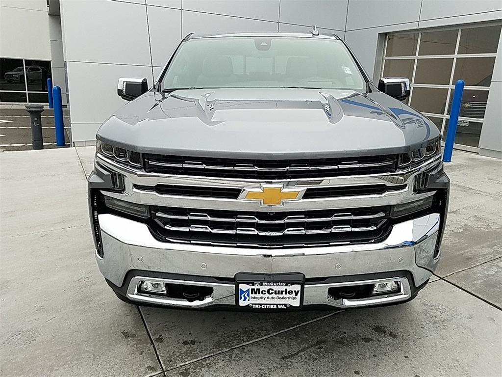 2019 Silverado 1500 Crew Cab 4x4,  Pickup #CHK382 - photo 4
