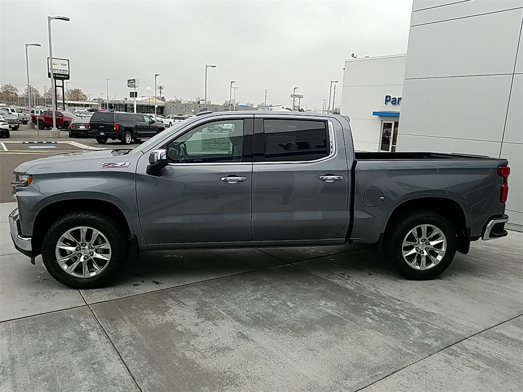 2019 Silverado 1500 Crew Cab 4x4,  Pickup #CHK382 - photo 6
