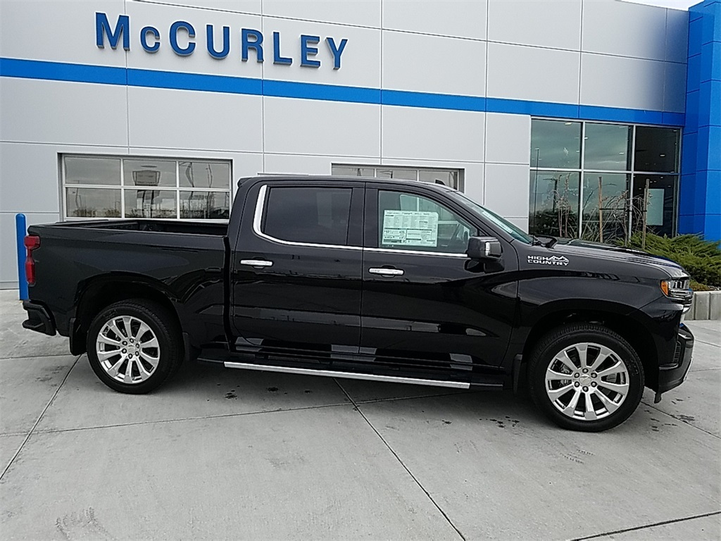 2019 Silverado 1500 Crew Cab 4x4,  Pickup #CHK404 - photo 3