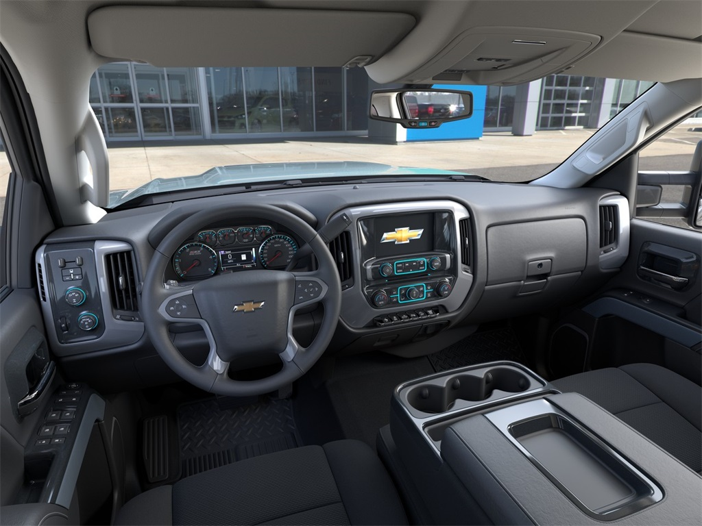 2019 Silverado 2500 Crew Cab 4x4,  Pickup #CHK422 - photo 10