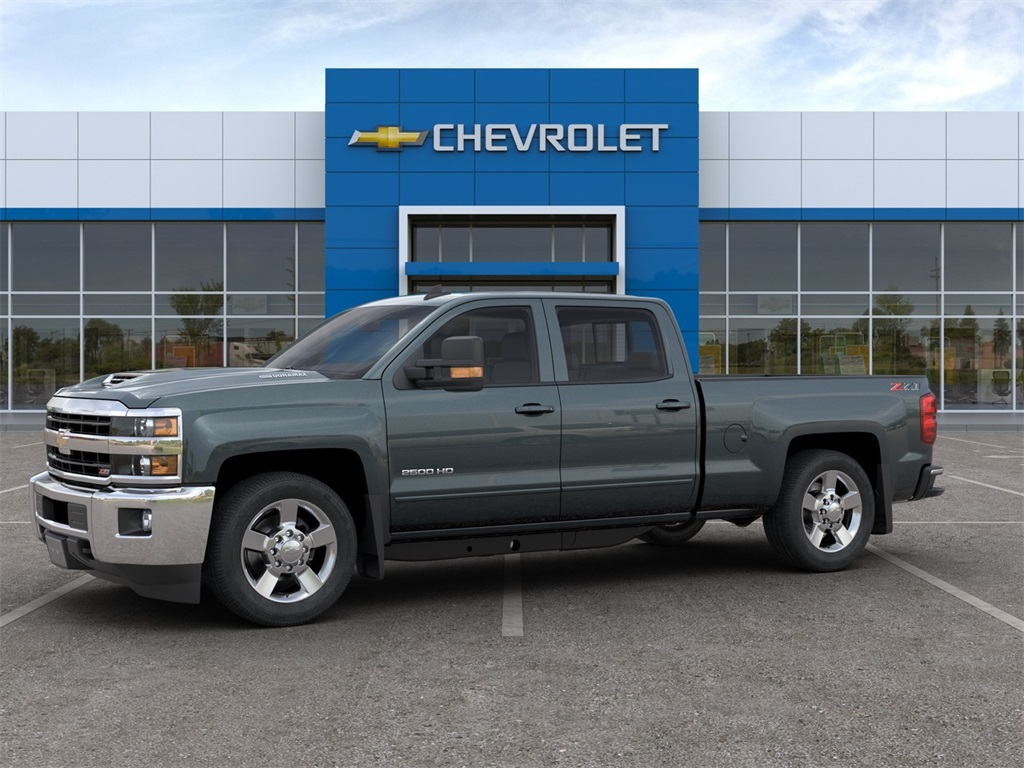 2019 Silverado 2500 Crew Cab 4x4,  Pickup #CHK422 - photo 3