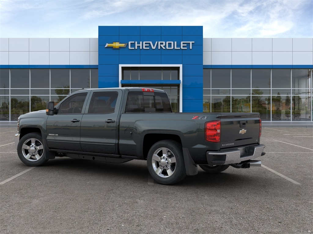 2019 Silverado 2500 Crew Cab 4x4,  Pickup #CHK422 - photo 4
