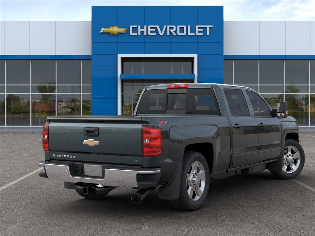 2019 Silverado 2500 Crew Cab 4x4,  Pickup #CHK422 - photo 5
