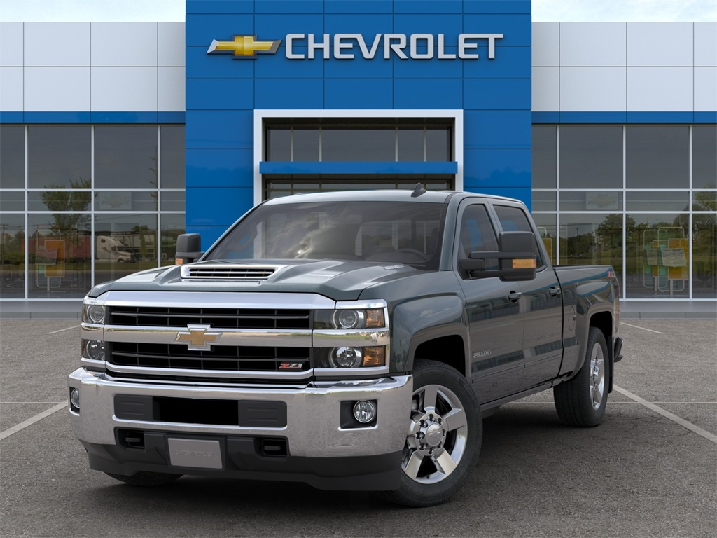 2019 Silverado 2500 Crew Cab 4x4,  Pickup #CHK422 - photo 2