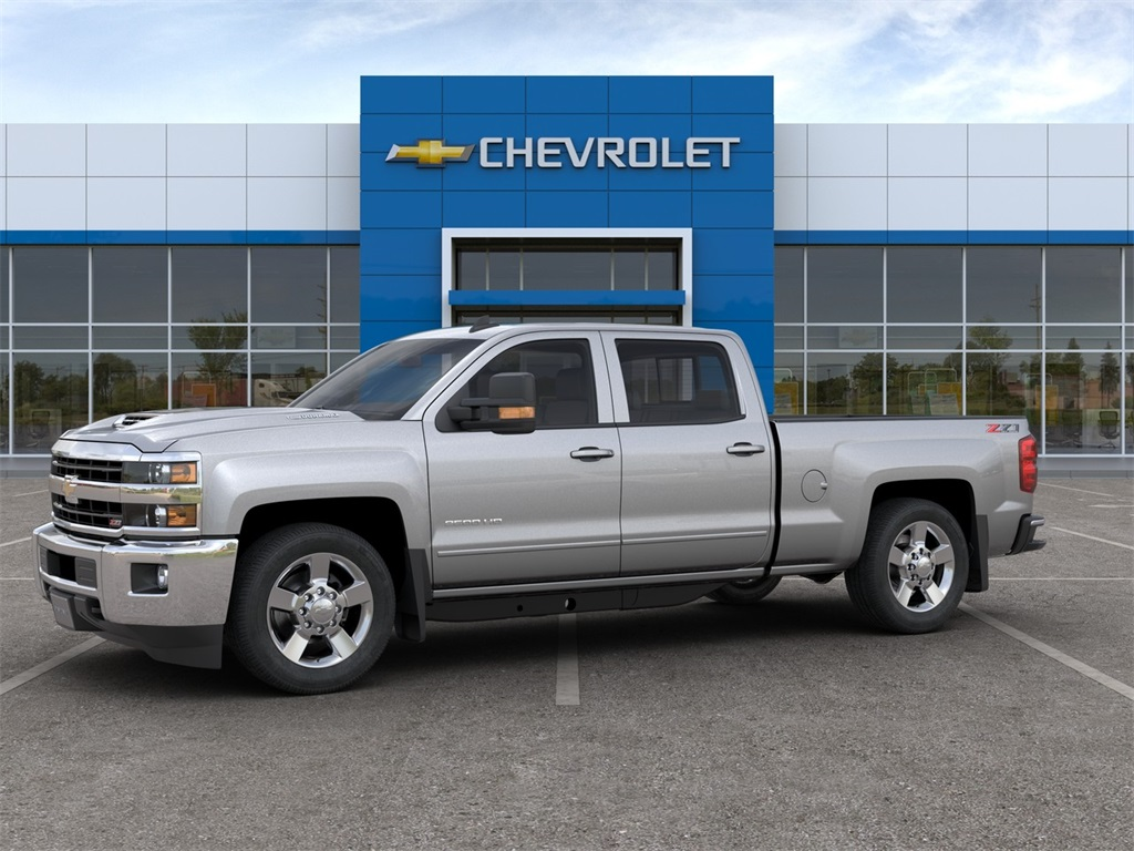 2019 Silverado 2500 Crew Cab 4x4,  Pickup #CHK433 - photo 3