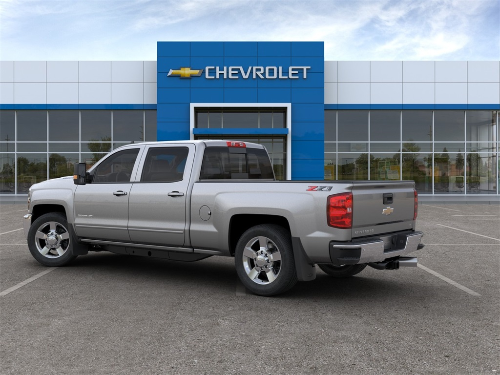 2019 Silverado 2500 Crew Cab 4x4,  Pickup #CHK433 - photo 4