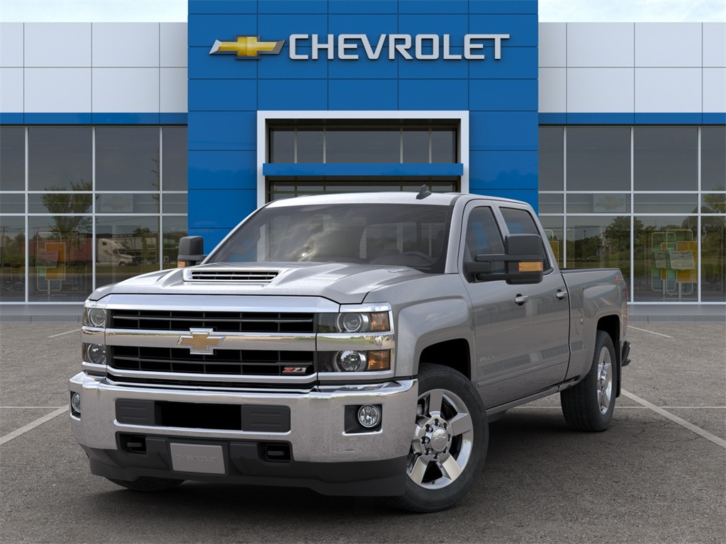 2019 Silverado 2500 Crew Cab 4x4,  Pickup #CHK433 - photo 2
