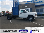 2017 Silverado 3500 Regular Cab, Cab Chassis #FCHH1125 - photo 1