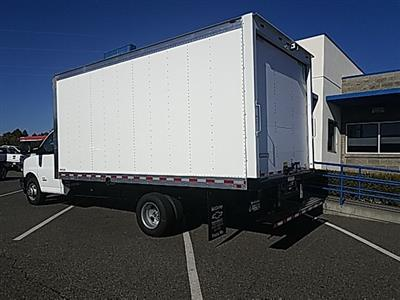 2018 Express 4500 4x2,  Morgan City Max Aluminum Cutaway Van #FCHJ1111 - photo 2