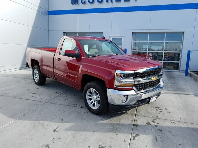 2018 Silverado 1500 Regular Cab 4x2,  Pickup #FCHJ112 - photo 3