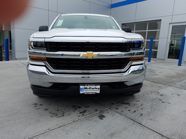 2018 Silverado 1500 Crew Cab 4x4 Pickup #FCHJ115 - photo 14