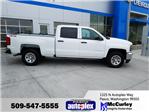 2018 Silverado 1500 Crew Cab 4x4 Pickup #FCHJ115 - photo 1