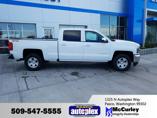 2018 Silverado 1500 Crew Cab 4x4, Pickup #FCHJ312 - photo 1