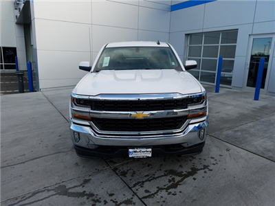 2018 Silverado 1500 Crew Cab 4x4, Pickup #FCHJ312 - photo 4