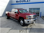 2018 Silverado 3500 Crew Cab 4x4, Pickup #FCHJ441 - photo 1