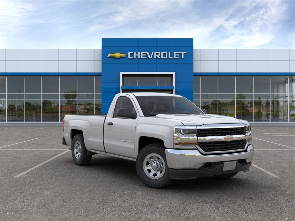 2018 Silverado 1500 Regular Cab 4x4, Pickup #FCHJ49 - photo 1