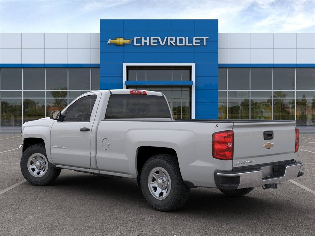 2018 Silverado 1500 Regular Cab 4x4, Pickup #FCHJ49 - photo 4