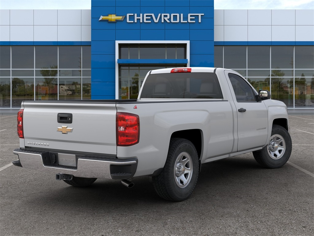 2018 Silverado 1500 Regular Cab 4x4, Pickup #FCHJ49 - photo 2