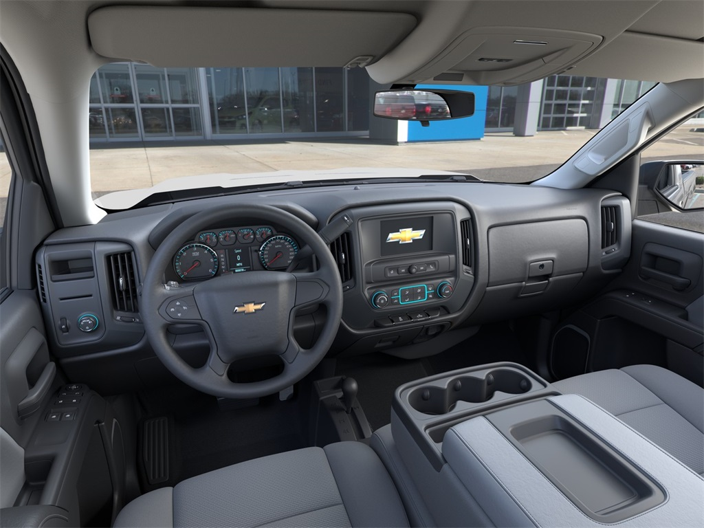 2018 Silverado 1500 Regular Cab 4x4, Pickup #FCHJ49 - photo 10