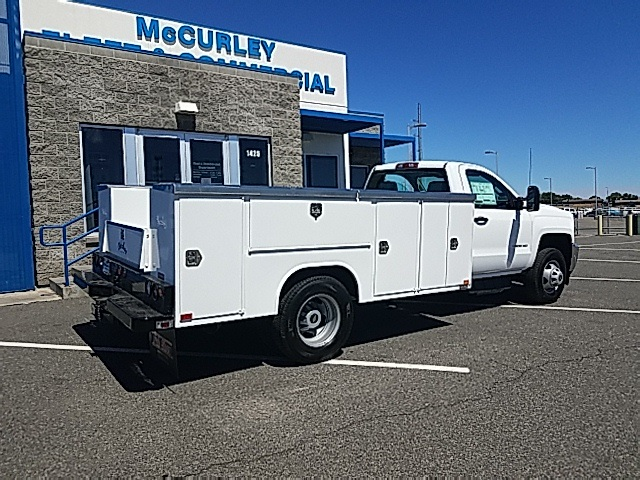 2018 Silverado 3500 Regular Cab DRW 4x4,  Service Body #FCHJ954 - photo 2