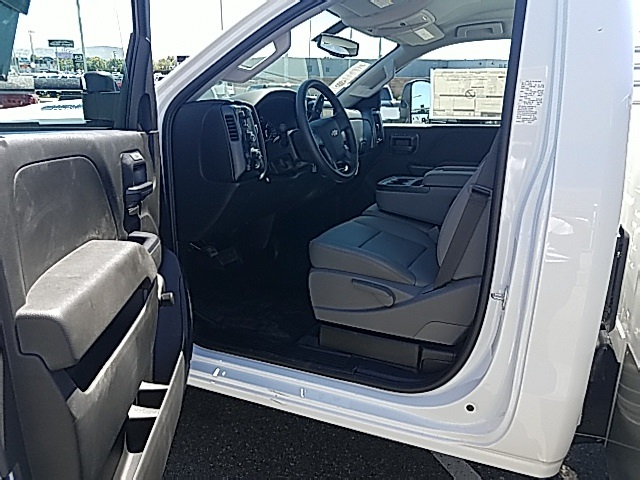 2018 Silverado 3500 Regular Cab DRW 4x4,  Service Body #FCHJ954 - photo 6
