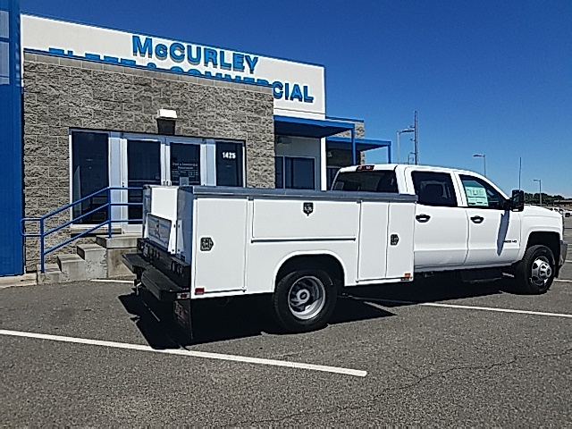 2018 Silverado 3500 Crew Cab DRW 4x4,  Service Body #FCHJ982 - photo 2