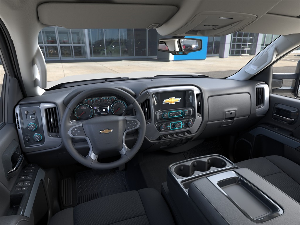 2019 Silverado 2500 Double Cab 4x4,  Pickup #FCHK394 - photo 10