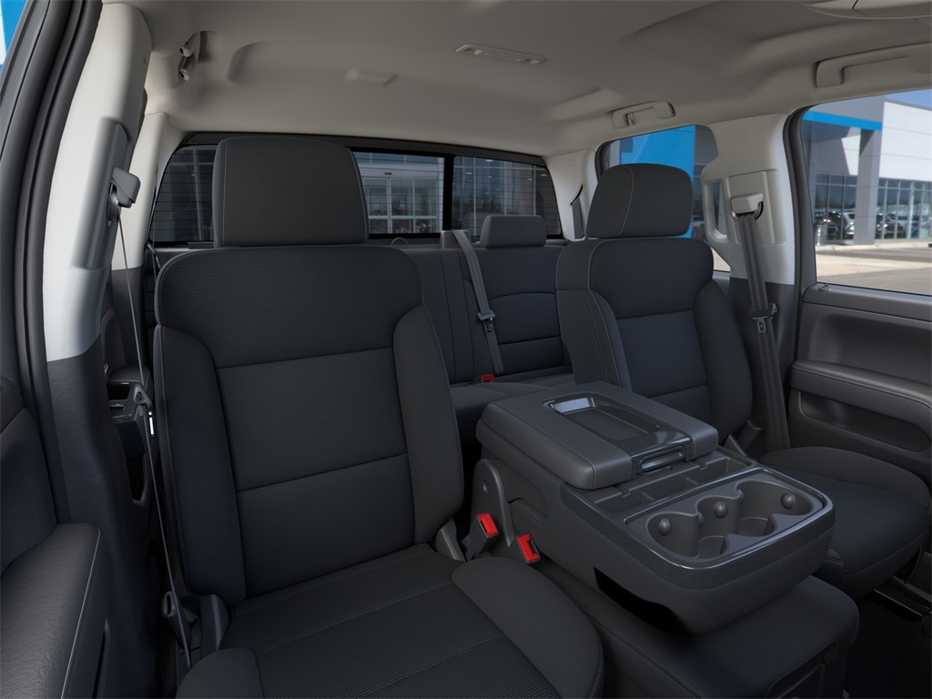 2019 Silverado 2500 Double Cab 4x4,  Pickup #FCHK394 - photo 11