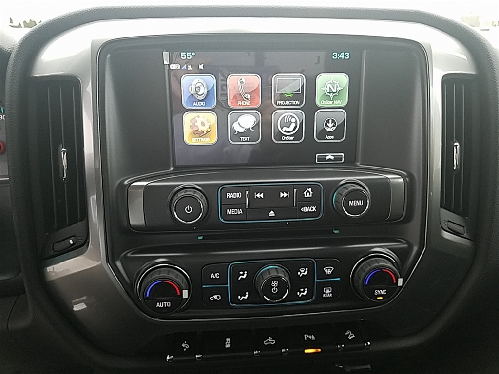 2019 Silverado 2500 Double Cab 4x4,  Pickup #FCHK394 - photo 16