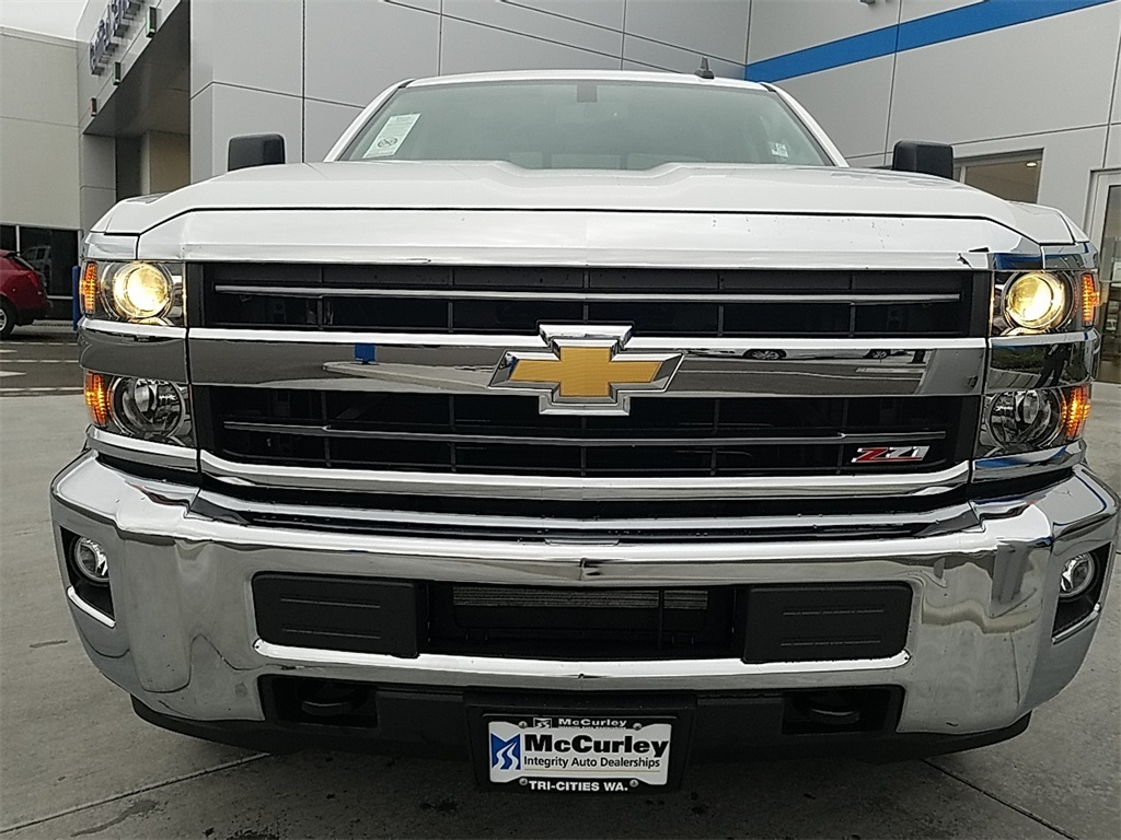 2019 Silverado 2500 Double Cab 4x4,  Pickup #FCHK394 - photo 21