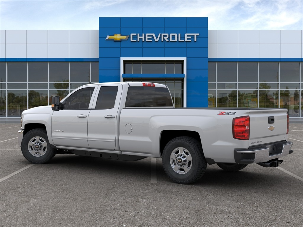 2019 Silverado 2500 Double Cab 4x4,  Pickup #FCHK394 - photo 4