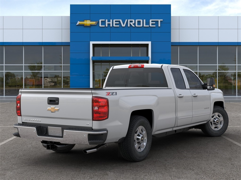 2019 Silverado 2500 Double Cab 4x4,  Pickup #FCHK394 - photo 5