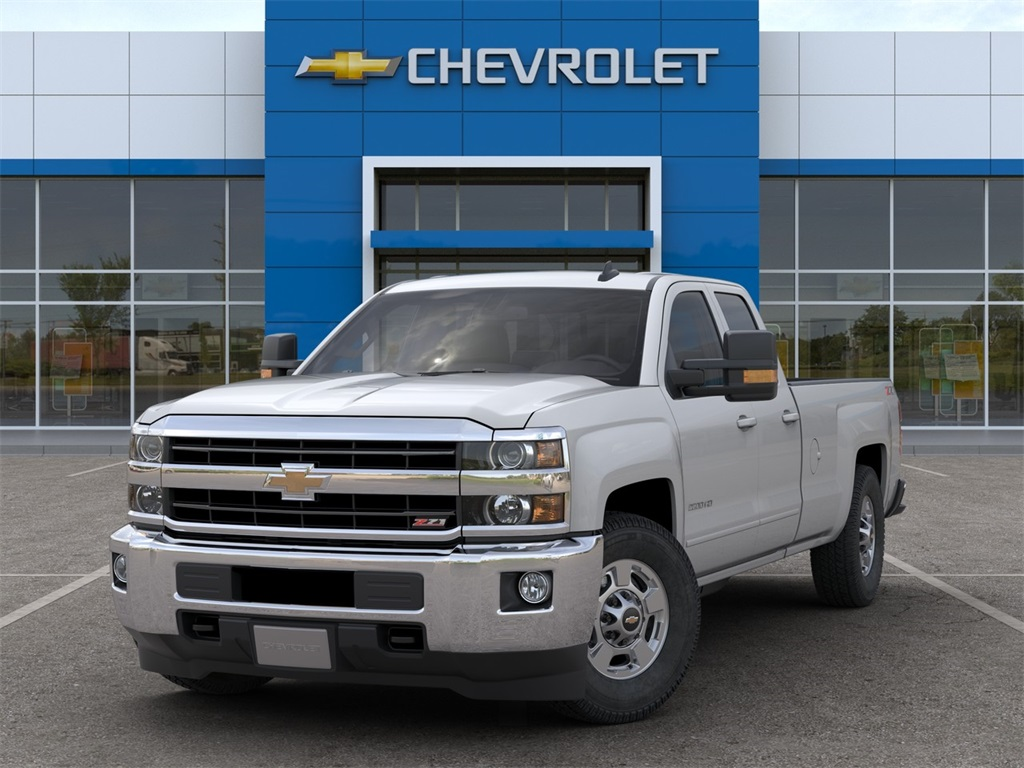 2019 Silverado 2500 Double Cab 4x4,  Pickup #FCHK394 - photo 2