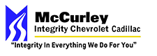 McCurley Integrity Chevrolet logo