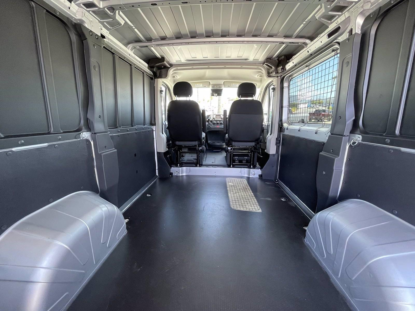2021 Ram ProMaster 1500 Standard Roof FWD, Empty Cargo Van #211327 - photo 1