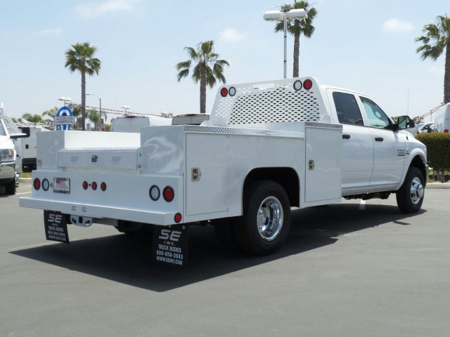 2016 Ram 3500 Crew Cab DRW 4x4, Scelzi Platform Body #C2010 - photo 5