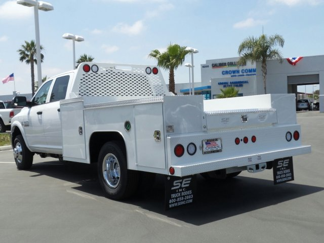 2016 Ram 3500 Crew Cab DRW 4x4, Scelzi Platform Body #C2010 - photo 2
