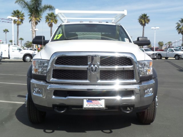 2017 Ram 4500 Crew Cab DRW 4x4, Contractor Body #D1185 - photo 3
