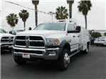 2017 Ram 4500 Crew Cab DRW 4x4,  Scelzi Contractor Body #D1185 - photo 1