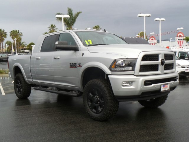 2017 Ram 2500 Mega Cab 4x4, Pickup #D1739 - photo 4