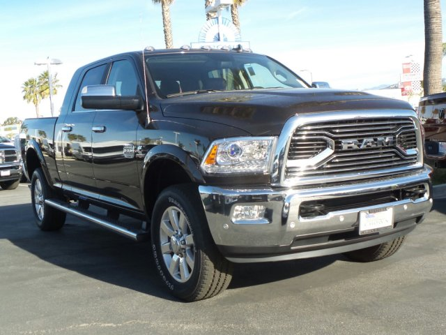 2017 Ram 2500 Mega Cab 4x4, Pickup #D1935 - photo 4