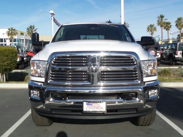 2017 Ram 2500 Mega Cab 4x4, Pickup #D1972 - photo 3