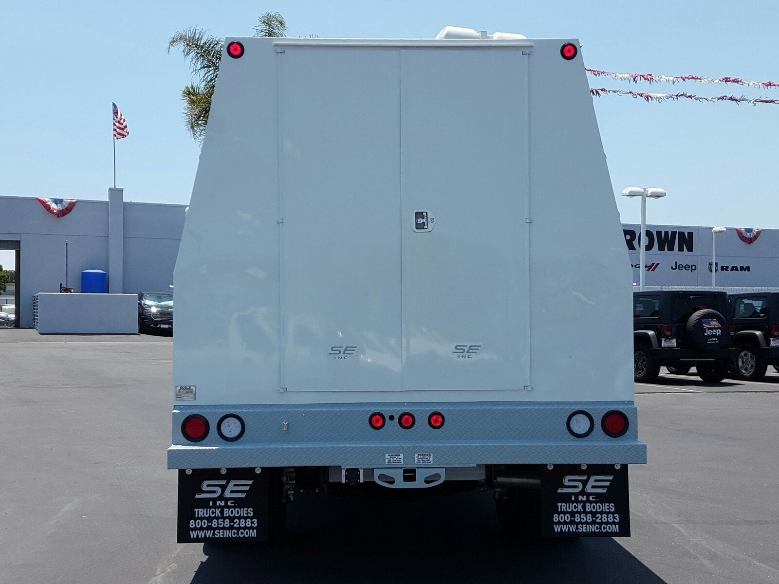 2017 Ram 4500 Regular Cab DRW 4x2,  Scelzi Service Body #D2063 - photo 7