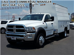 2017 Ram 4500 Regular Cab DRW 4x2,  Scelzi Service Body #D2063 - photo 1