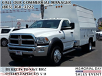 2017 Ram 4500 Regular Cab DRW, Scelzi Crown Service Service Body #D2063 - photo 9