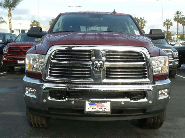 2017 Ram 2500 Mega Cab 4x4, Pickup #D2081 - photo 3