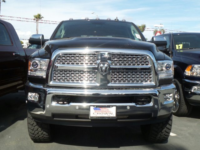 2017 Ram 2500 Mega Cab 4x4, Pickup #D2143 - photo 3