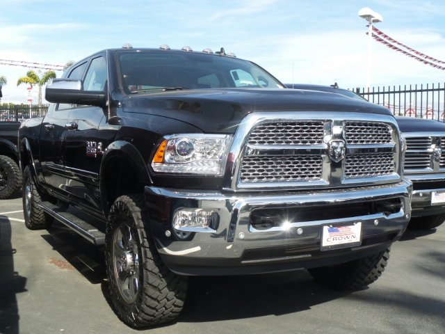 2017 Ram 2500 Mega Cab 4x4, Pickup #D2143 - photo 4