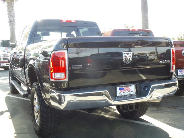 2017 Ram 2500 Mega Cab 4x4, Pickup #D2143 - photo 2